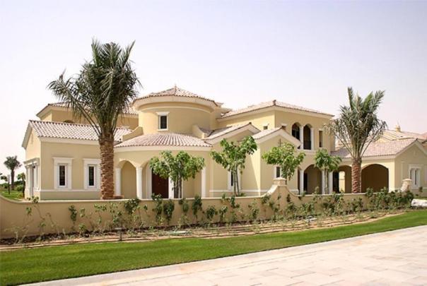 New Villa in Dubai