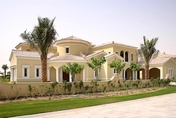 New Villa in Dubai