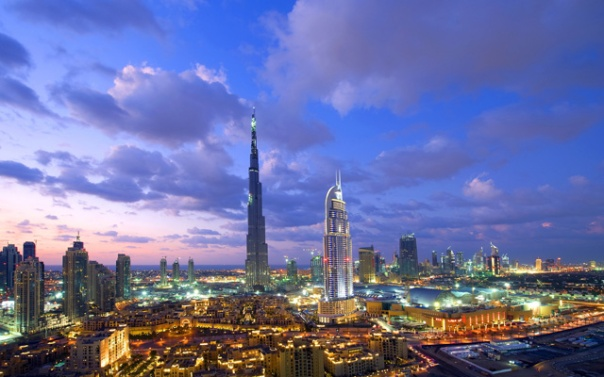 Dubai aims to become world's most visited city