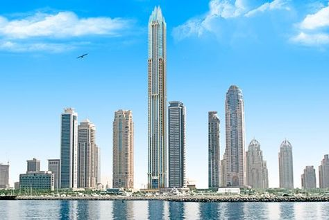 UAE's second tallest tower set for Q1 2015 handover